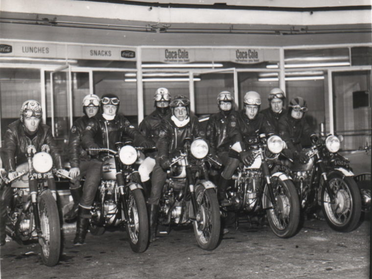Busy-Bee-Rockers Caferacer