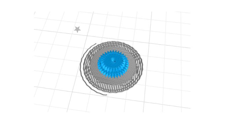 Der Weg von der Vorlage zum 3D-Druck-Ersatzteil