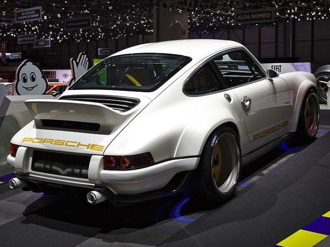 Porsche 911 von Singer Vehicle Design