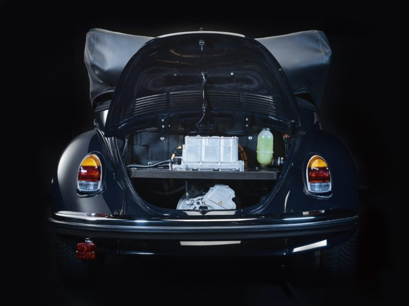 VW Käfer Elektroantrieb
