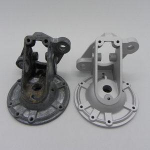 3D Druck für Oldtimerteile aus Metall