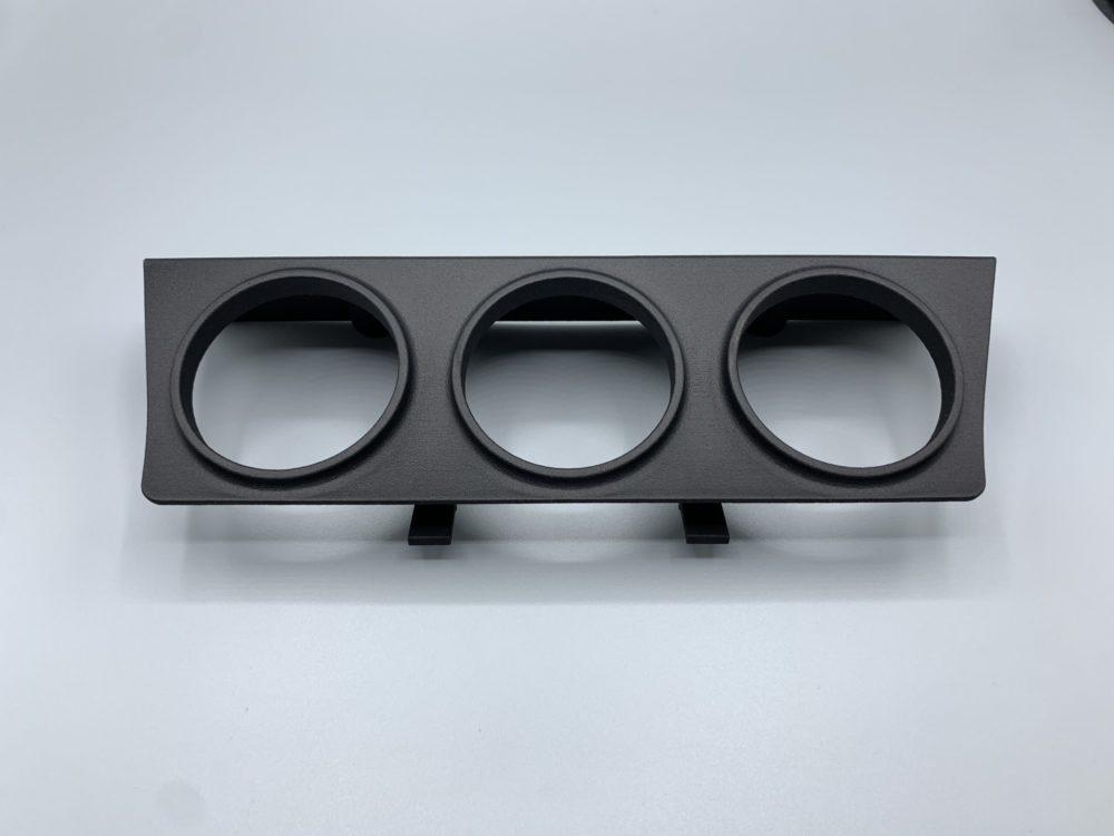 BMW E30 Zusatzinstrumente Anzeigen Aschenbecher Mittelkonsole