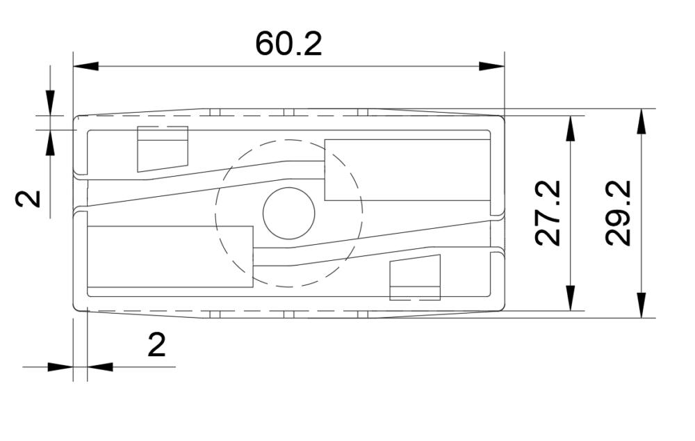 Audi 80 Cabrio Clip Halter Fensterheber